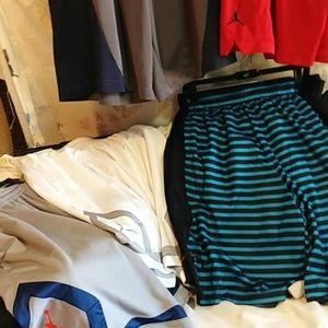 Air Jordan Dri Fit Athletic Shorts